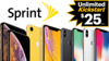 Extended: Bring your own iPhone to Sprint, get unlimited plan for $25 per month