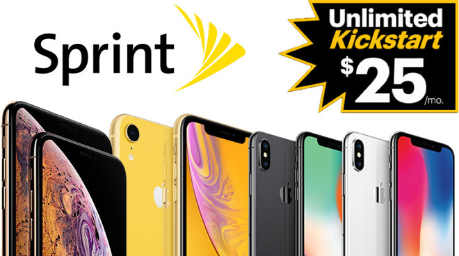 Extended: Bring your own iPhone to Sprint, get unlimited