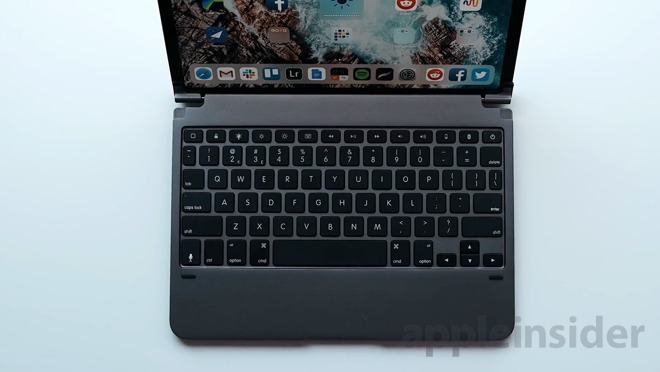 Brydge Pro Keyboard