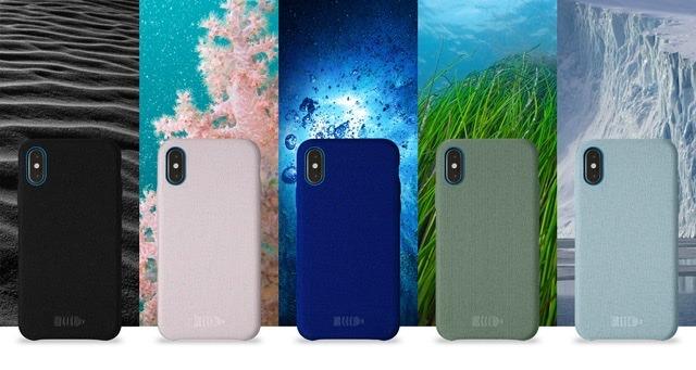 Nimble Bottle case comes in five colors