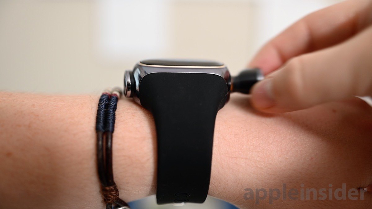 Wearbuds look chunky on your wrist
