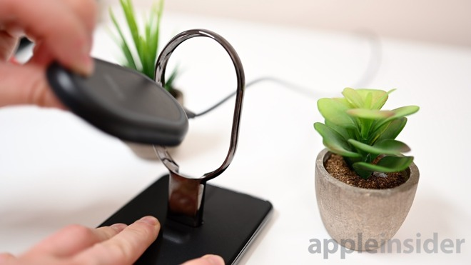 Twelve South HiRise Wireless removable Power Disk