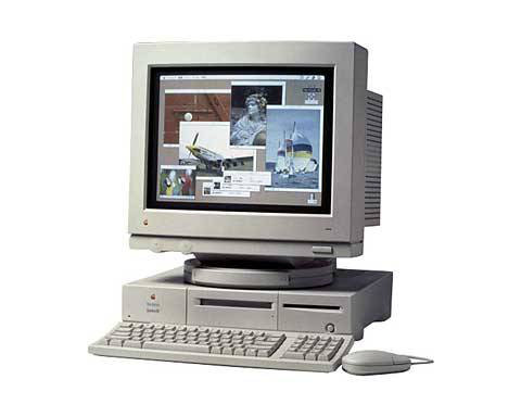 The Quadra 610 DOS Compatible Mac (photo: Low End Mac)