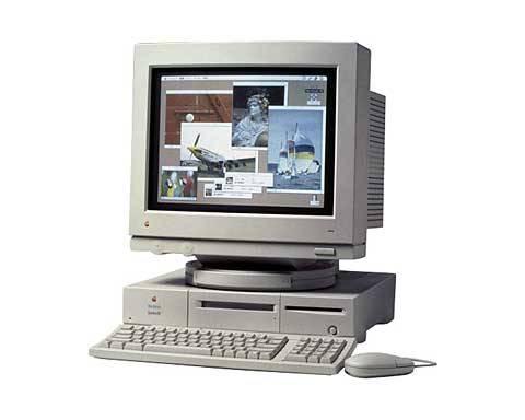 The Quadra 610 DOS Compatible Mac (photo: Low End Mac)