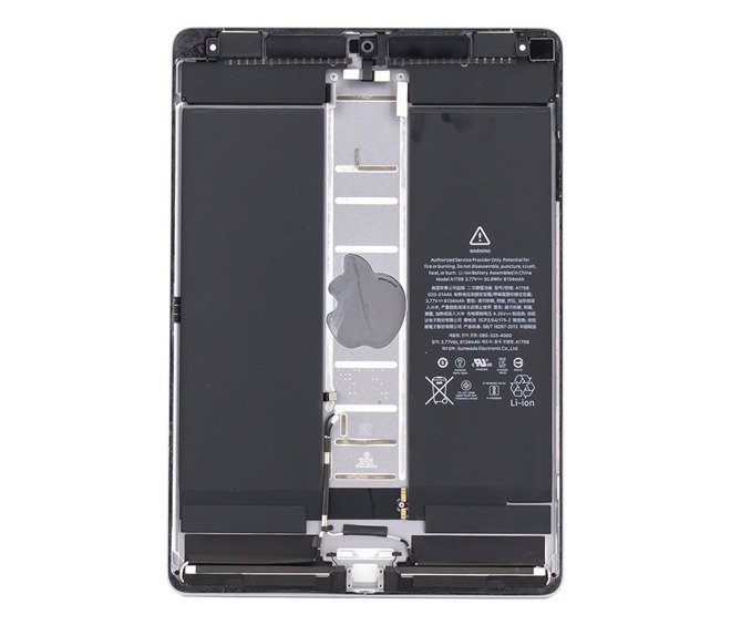 iPad Pro battery