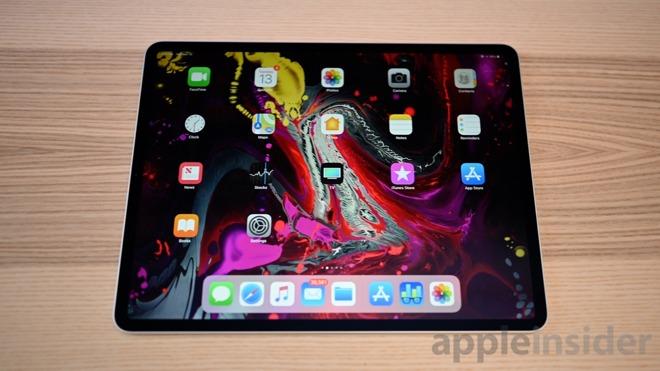 12.9-inch 2018 iPad Pro
