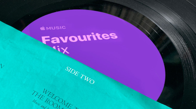We'd buy this: a Favorites Mix on vinyl