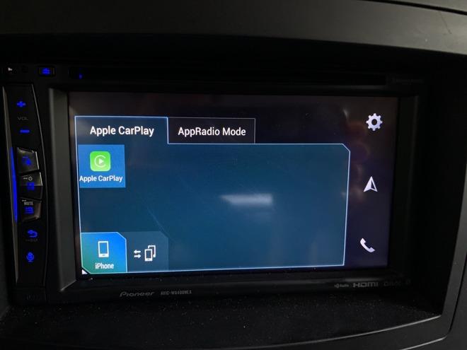Review: Pioneer w6400nex offers easy-to-install wireless CarPlay