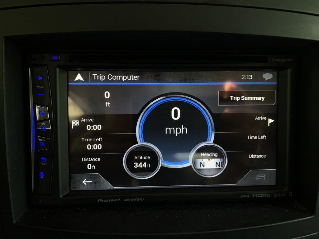 trip computer