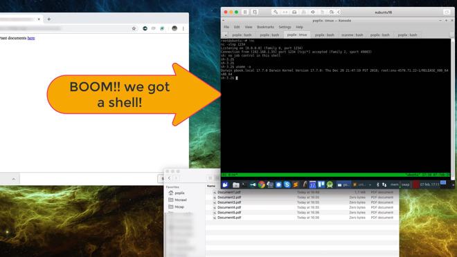 macOS Gatekeeper vulnerability
