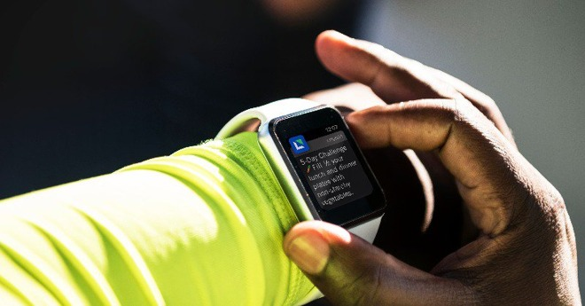 Livongo on Apple Watch