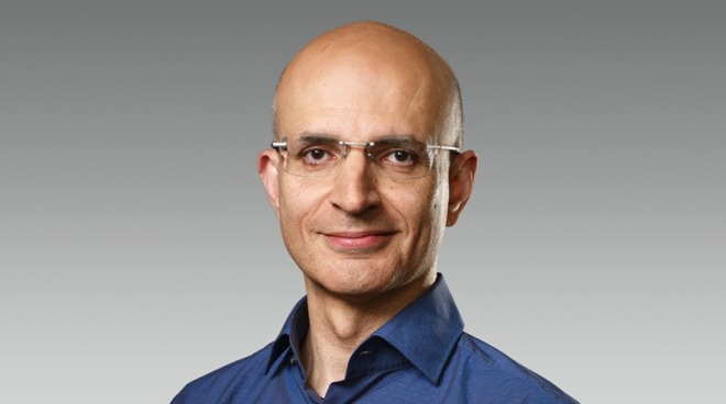 Sabih Khan, Apple's new senior vice president of operations