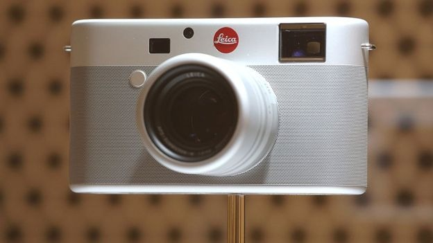 Leica designed by Jony Ive and Marc Newson