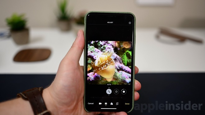 Videos can now be edited in iOS 13