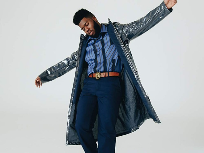 Khalid will be at Apple Carnegie Library on Aug. 23.