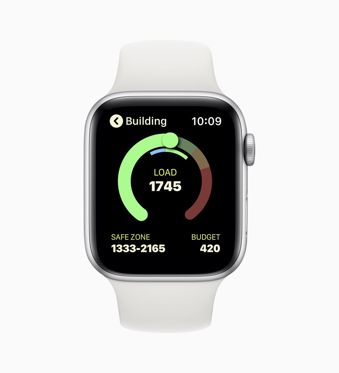 Apple Watch cricket