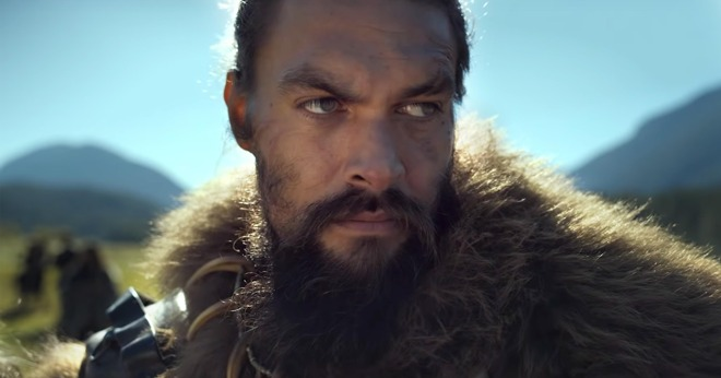 Jason Momoa in Apple's