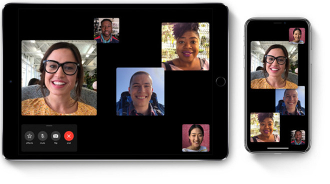 FaceTime gets a new fix in the developer beta