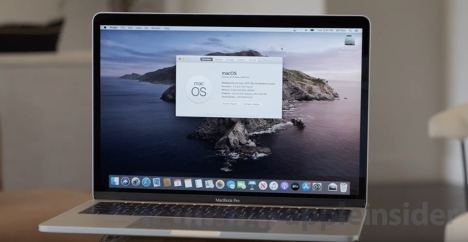 Apple issues second macOS Catalina, tvOS 13 public betas for testing