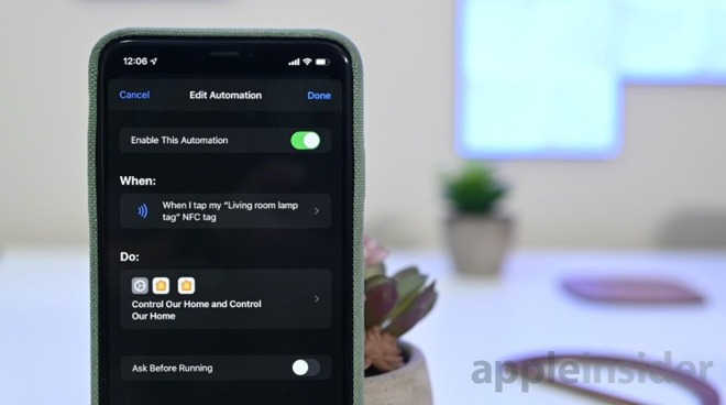 How to use NFC to control your home with iOS 13