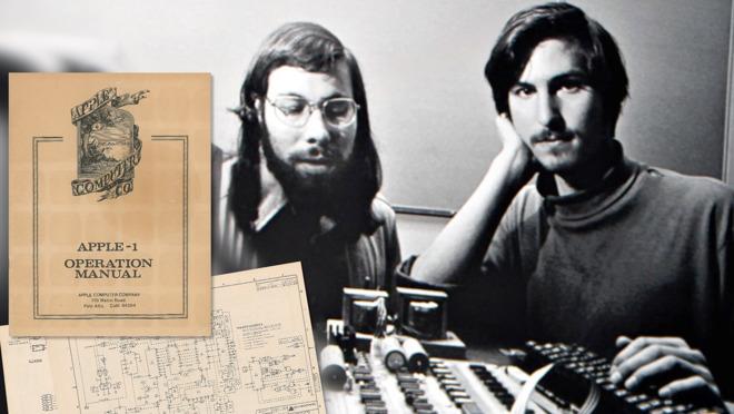 Apple-1 manual