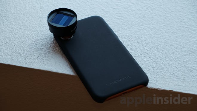 Hands on: Sandmarc Anamorphic Lens for iPhone