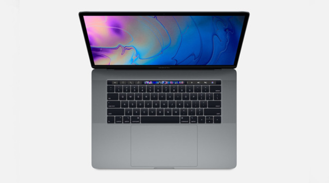 Apple's current 15-inch MacBook Pro