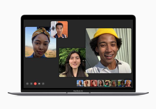 Updated MacBook Air