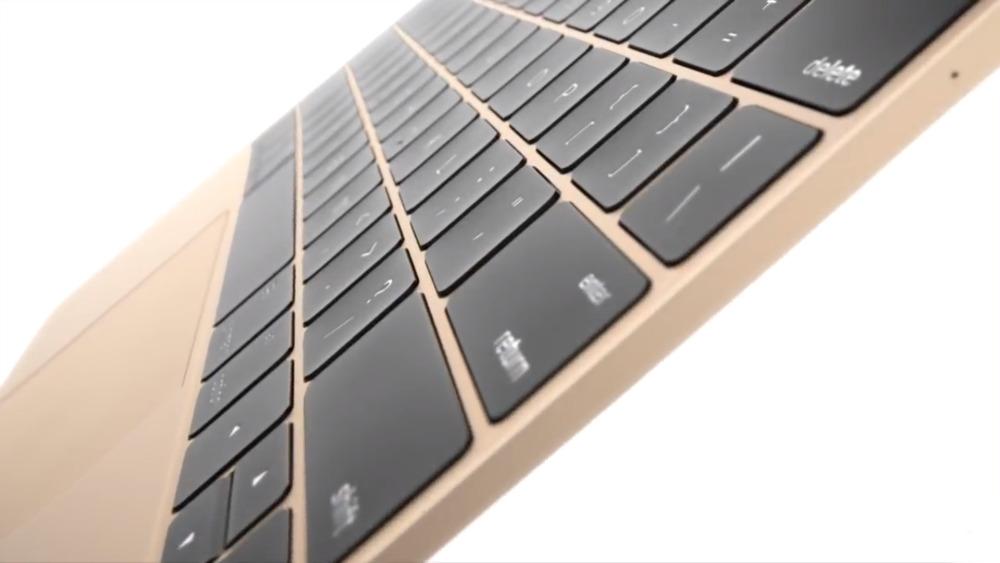 Apple's first Butterfly keyboard. Perhaps you've heard of it.