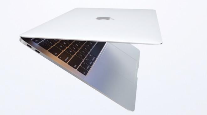 The MacBook Air