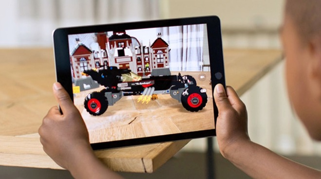 ARKit on iPad