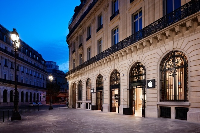 France Apple Store