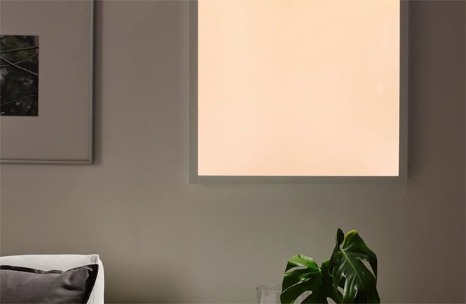 Ikea's Floalt lamp
