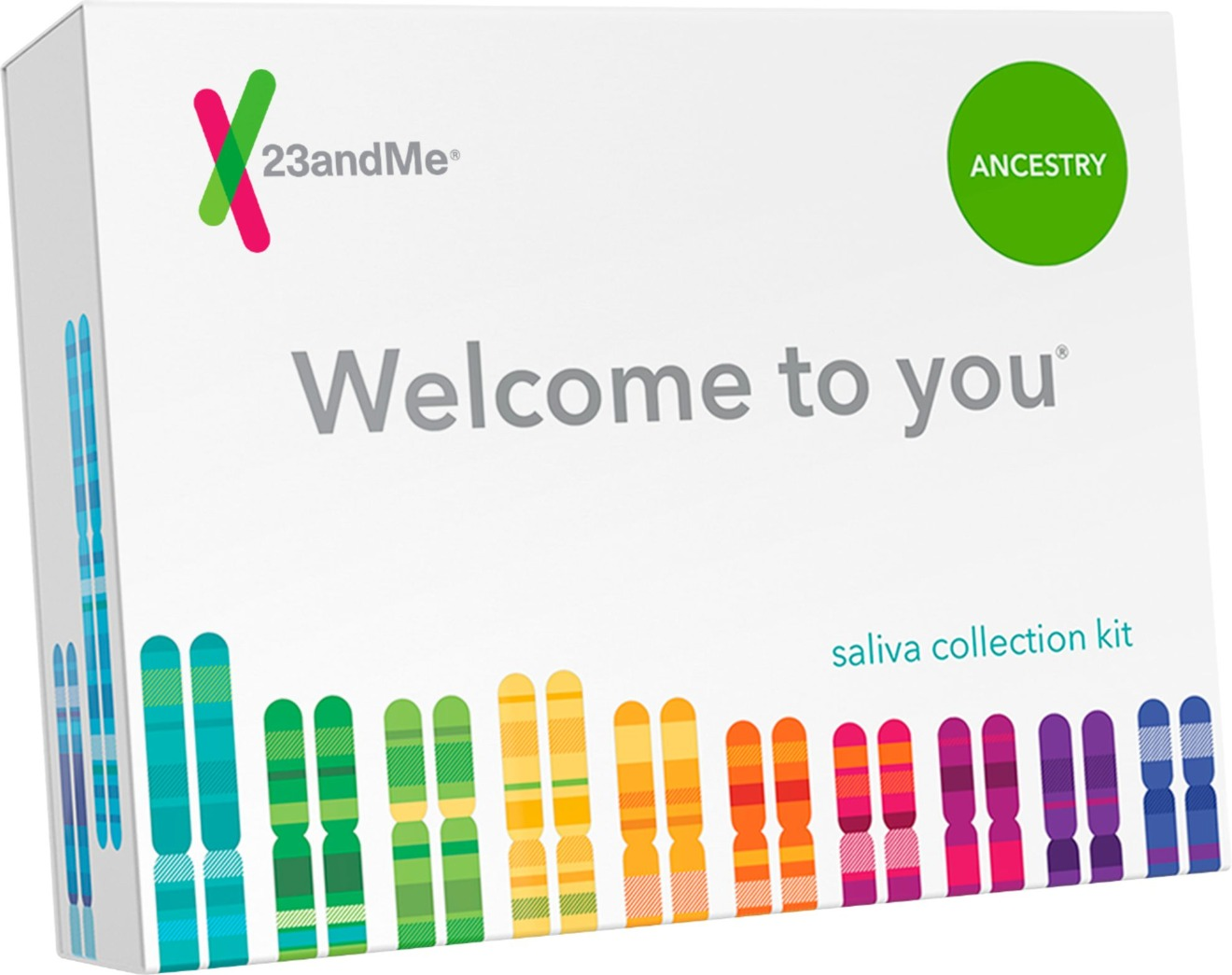 photo of 23andMe venturing onto Apple's turf with health data collection image