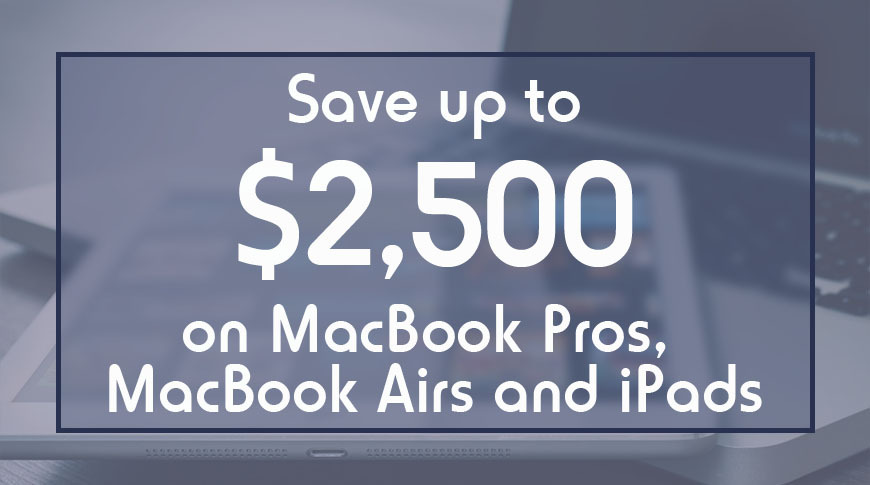 Apple MacBook Pro and iPad