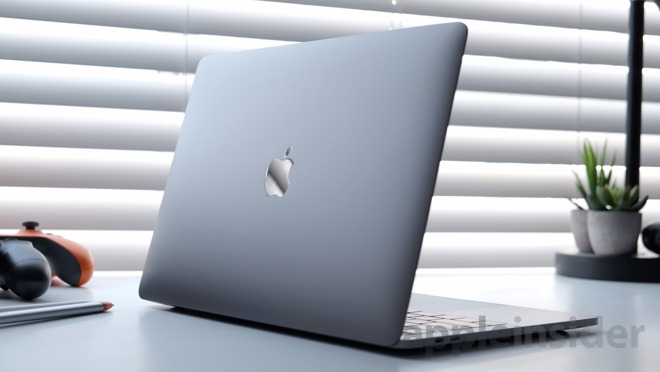 13-inch MacBook Pro in Space Gray