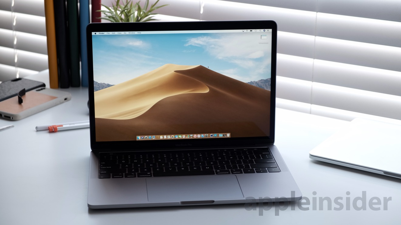 Hands On Apple S New 13 Inch Macbook Pro Has A Lot Of Bang For The Buck Appleinsider