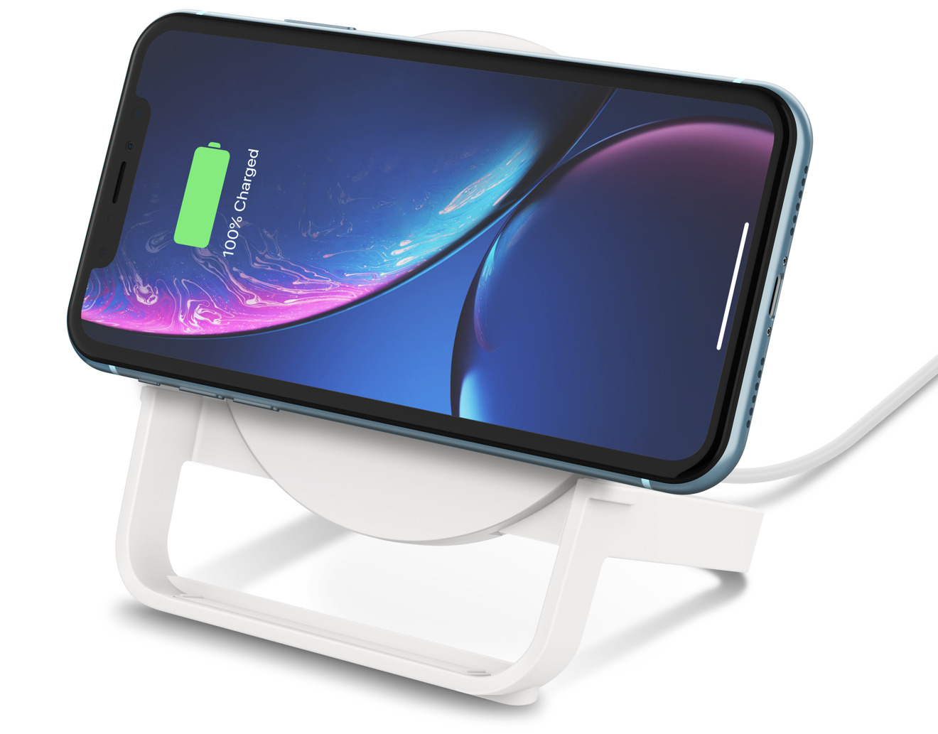 Belkin BoostCharge wireless charging stand