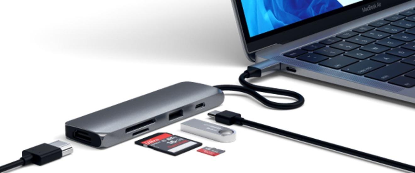 Satechi USB-C Multiport Pro adapter