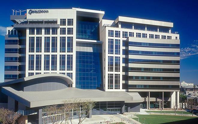 Qualcomm offices