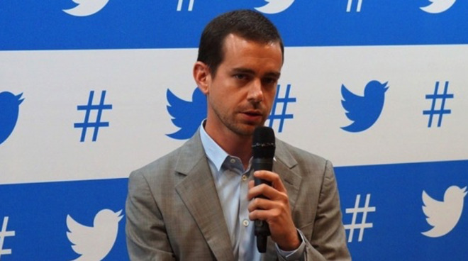 Twitter co-founder Jack Dorsey, pictured in 2016