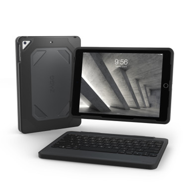 Zagg Rugged Book Keyboard case for iPad mini 5