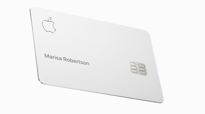 Apple Card is now accepting applications in the United States