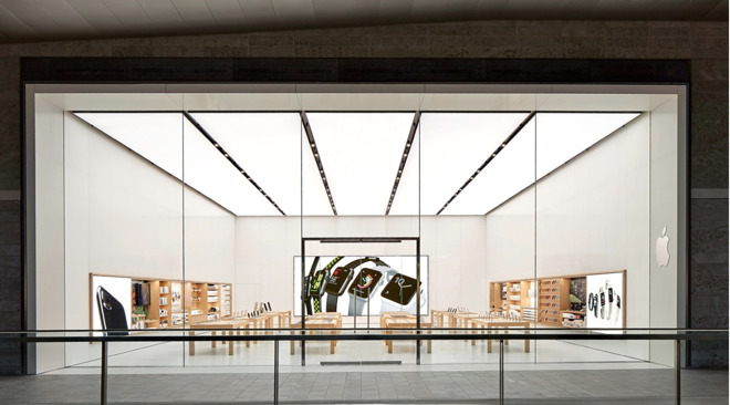 The Apple Store in Liverpool