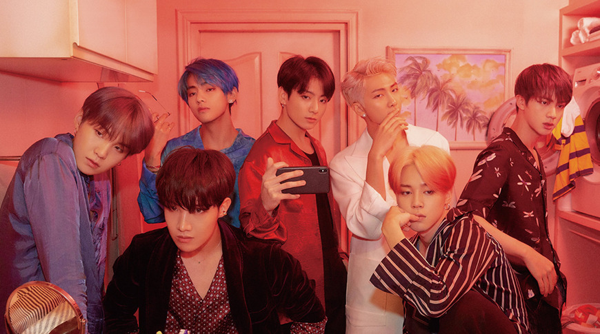 K-Pop Boy Band BTS 'Love Yourself' Concert Films Coming to Apple TV App