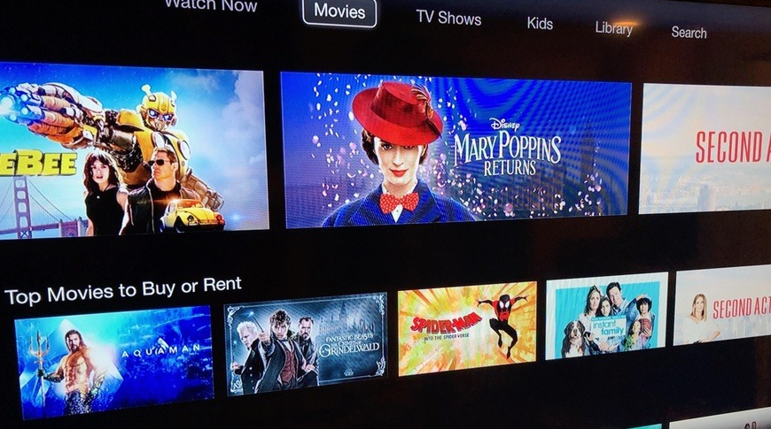 Third-generation Apple TV Software updated to 7.3.1