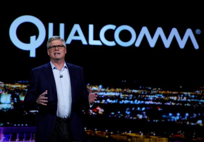 Qualcomm CEO Steve Mollenkopf