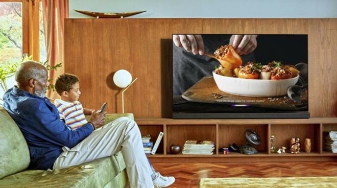 LG HomeKit television 2019