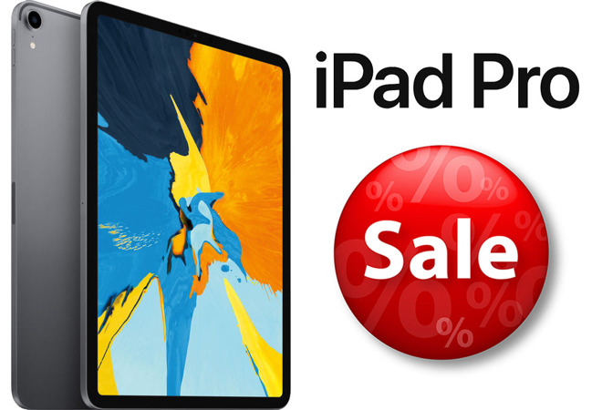 Deal alert: $649 iPad Pros are back at Amazon