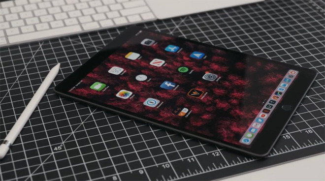 Seven new iPads expected to release in the fall
